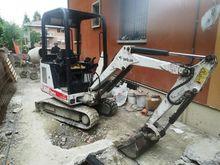 1999 Bobcat 320 Mini Excavator