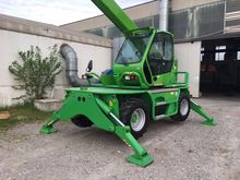 2008 Merlo Rotating Telescopic