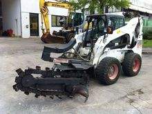 Used Bobcat Trencher