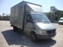 1999 Mercedes 410d