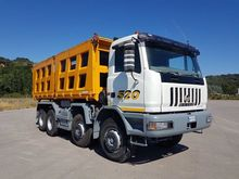 2001 Astra HD7 84.52 Dump Truck