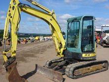 2009 Yanmar vio50U Mini Excavat