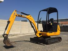 Used 2010 JCB 8018CT