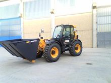 2013 JCB 550-80 Agri Plus
