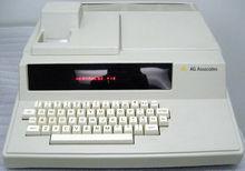 1985 AG Associates 410 Controll