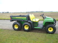 used john deere gator 6x4 for sale john deere equipment more machinio. Black Bedroom Furniture Sets. Home Design Ideas