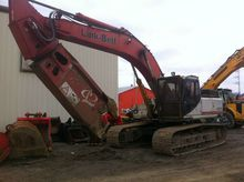 1999 Link-Belt Excavators (LBX)