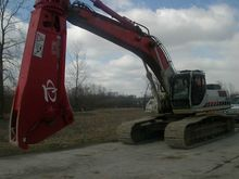 2007 Link-Belt Excavators (LBX)