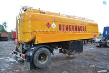 Used 1981 tankers GL