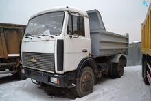 Used Maz 2008 -5551