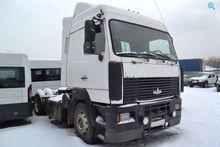 Used MAZ 2005 -5440
