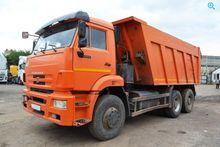 2012 Kamaz 6520-63