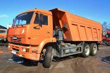 Used 2007 Kamaz 6520