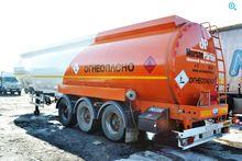 2013 Gasoline tank NURSAN 3ANRS