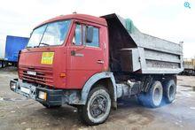 1993 Kamaz 55111