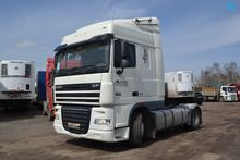 2012 DAF FT XF 105 SPACE CAB