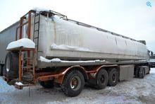 1982 tankers VAN HOOL T307