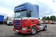 Used 2001 SCANIA Sca