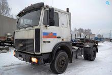 Used 2005 MAZ 5432 i