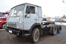 Used 1992 KAMAZ 5411