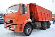 Used Kamaz 6520-036