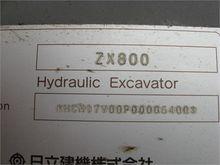 Used 2005 HITACHI ZX