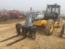 2001 NEW HOLLAND LM850