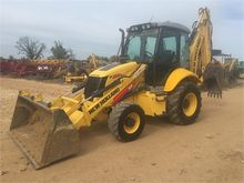 2011 NEW HOLLAND B95B