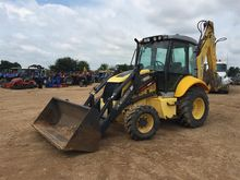 2009 NEW HOLLAND B95B TC