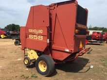 2000 NEW HOLLAND 658