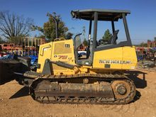 2006 NEW HOLLAND D75