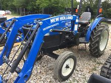 2014 NEW HOLLAND WORKMASTER 45