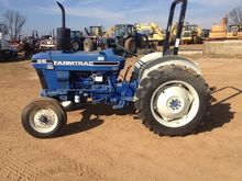 Used 2002 FARMTRAC 3