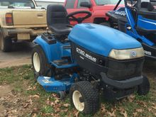 1998 NEW HOLLAND GT20