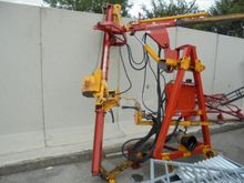 Used Post driver, po