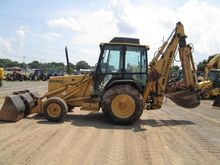 1996 Ford 555D Rigid Backhoes