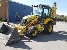 2011 New Holland B95B Rigid Bac