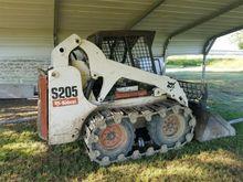 2006 Bobcat S205 Skid Steer Loa
