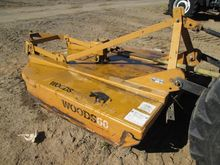 2002 Woods BB60 Vertical axis s