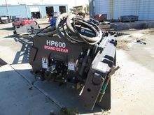 Road Equipment - : BRADCO HP600
