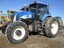 2008 New Holland T8030 Farm Tra