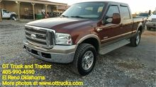 2005 FORD F250 KING RANCH