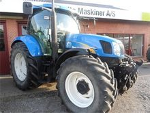 2007 New Holland TS135A Plus