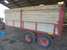 Vestas Tipper. 7.5 tons bagtip