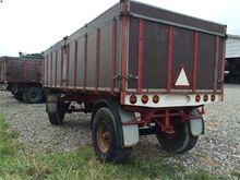 Scania 30 t. Hitch