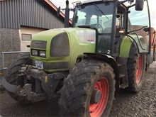 2007 CLAAS 836 RZ ARES Front li