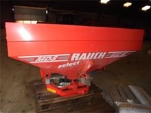 Used 2001 Rauch MDS