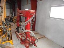 Used hydraulic crane