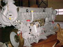 Used Trhs 518 A Marine Diesel Engine for sale  MWM equipment & more