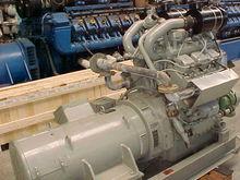 1991 MWM D234-V6 GEN.SET